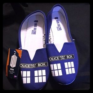 Shoes - Doctor Who slippers